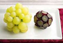 Biznagas de uvas
