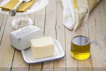 Cómo sustituir mantequilla por aceite en un bizcocho