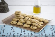 Cookies con aceite de oliva virgen extra