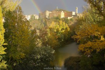 Cuenca en Otoño